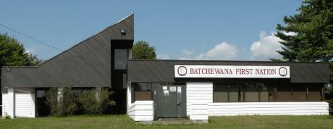Batchewana 'First Nation' Band Office