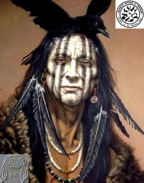 Iroquois Mohawk Warrior