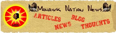 Mohawk 'Nation' News MastheadFB