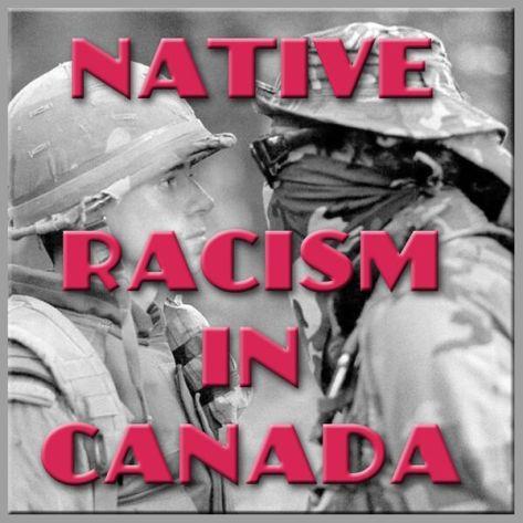 NativeRacismInCanada