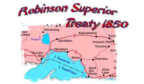 Robinson-Superior Treaty