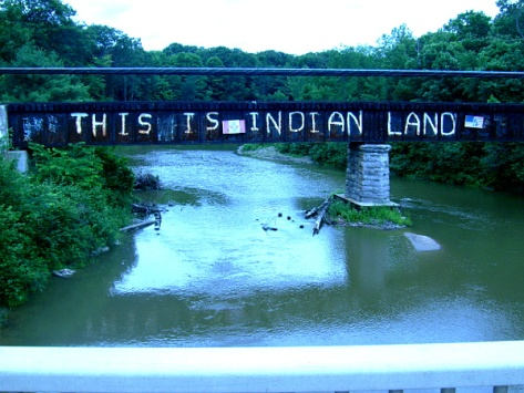 Garden River 'First Nation'
