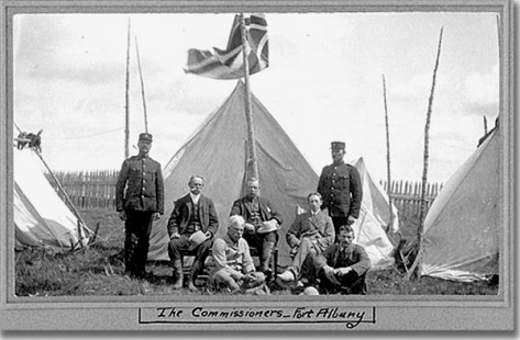 Treaty 9 Negotiators