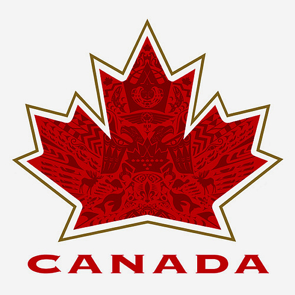 IMAGE: 2010 Olympic Jersey Logo – DEBRA SPARROW