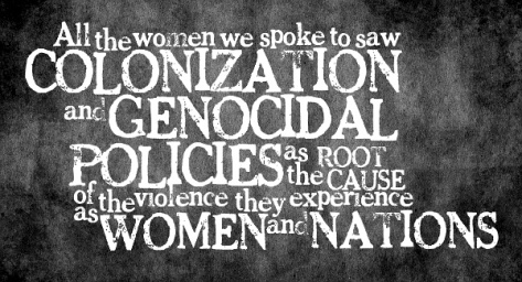 Colonization and Genocide Blame