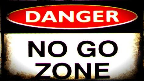 DANGER-NoGoZone