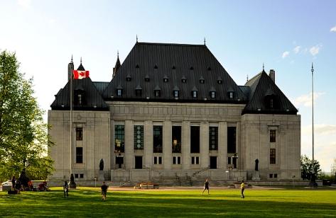 IMAGE: Supreme Courtof Canada headquarters (Oberster Gerichtshof von Kanada)