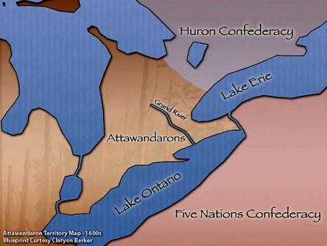 AttawandaronTerritory-1600s