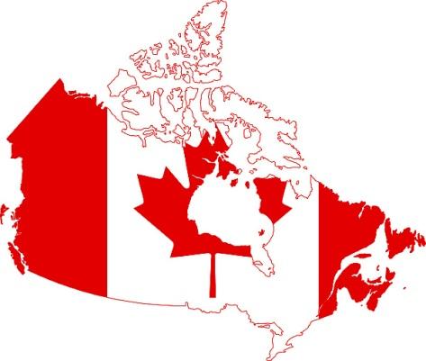 Canada_flag_map_svg