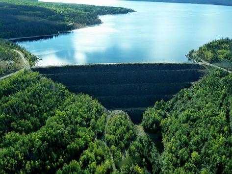 Kenney Dam