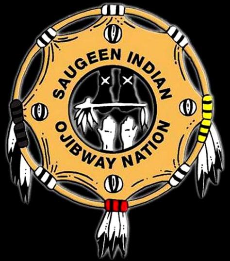 SaugeenIndianOjibwayNationlogo_1842