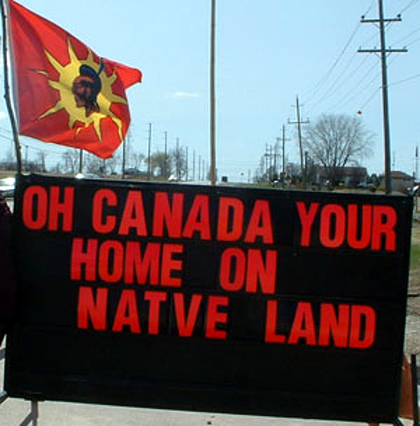 Native Ontario Plants: END RACE BASED LAW Inc. Canada