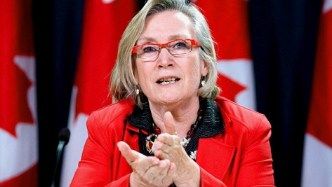 Carolyn Bennett (Adrian Wyld-Canadian Press)