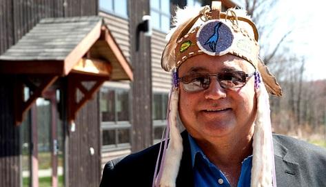 Anishinabek Nation Grand Council Chief Patrick Madahbee