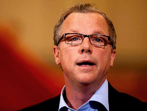 Premier Brad Wall -- Liam Richards-The Canadian Press
