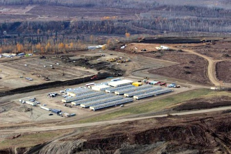 SiteC - Temporary Trailers (BCHydro)