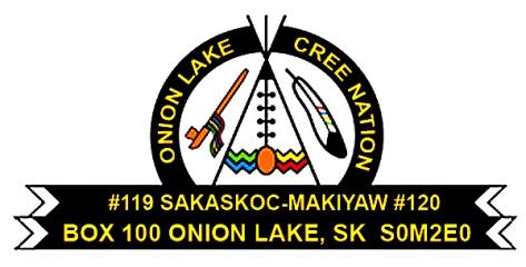 Onion Lake Cree 'Nation' - logo