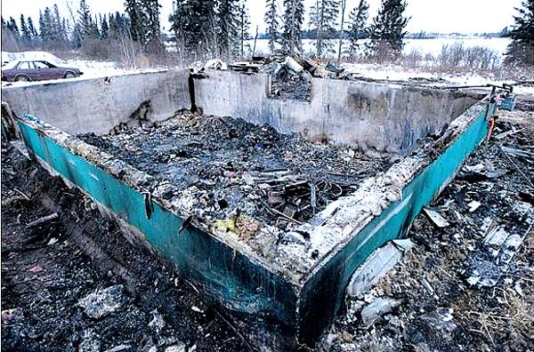 Ahtahkakoop 'First Nation', east of Prince Albert. (Richard Marjan, Saskatoon StarPhoenix)