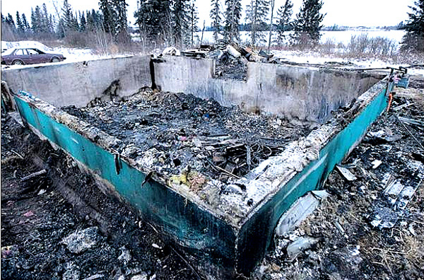 Ahtahkakoop 'First Nation', east of Prince Albert. (Richard Marjan, Saskatoon StarPhoenix)