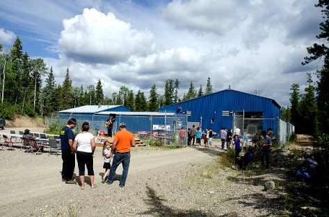 Liard First Nation Water Treatment Plant