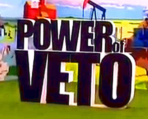 Power of Veto - (Big Brother Canada Wiki)