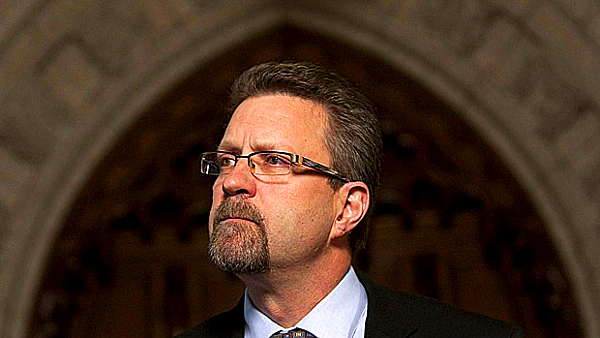 Chuck Strahl (Sean Kilpatrick-Canadian Press)