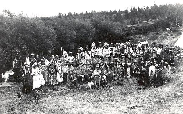 Ktunaxa 'Nation' Members at Cranbrook (600)