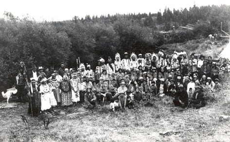 Ktunaxa 'Nation' Members at Cranbrook (600)