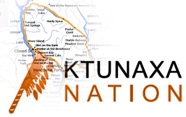 Ktunaxa'Nation'
