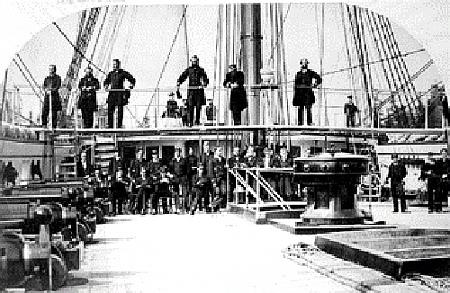 The Bentinck Expedition (1864)