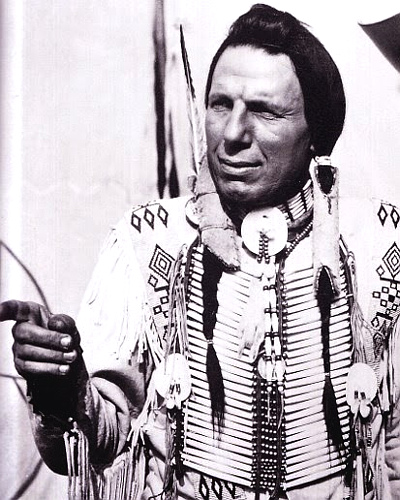 Iron Eyes Cody 1907–1999