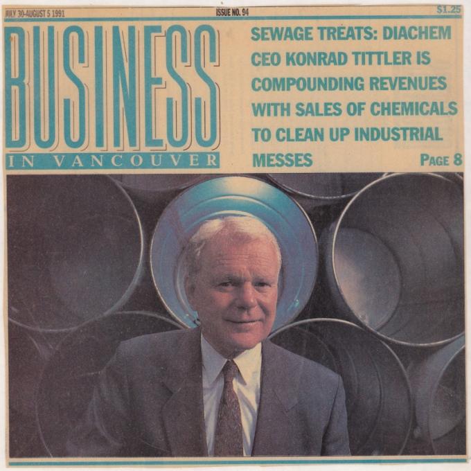 Konrad J. Tittler Diachem days-3 business in Vancouver magazine-1