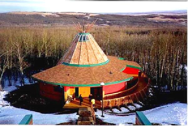 Okimaw Ohci Healing Lodge