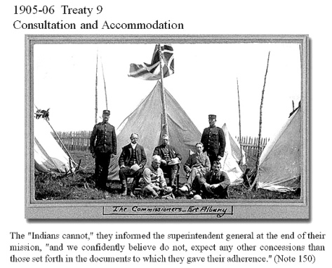 Treaty 9 Commissioners(600)