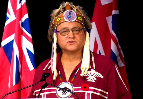 Anishinabek Nation Grand Council Chief Patrick Madahbee (Photo: CBC)