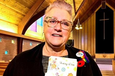 Fran Forsberg (PHOTO: Devin Heroux / CBC)