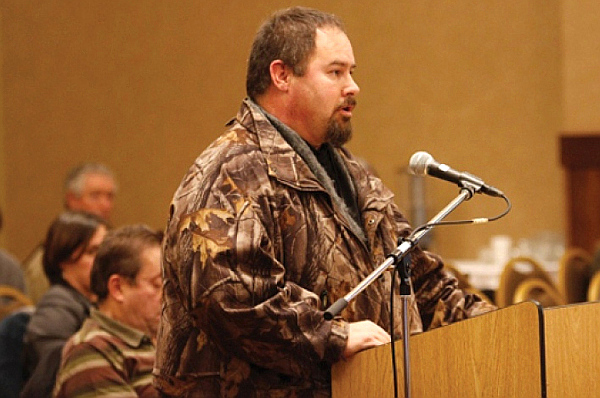West Moberly Chief Roland Willson (PHOTO -Alaska Highway News)