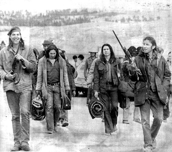 Pine Ridge Reservation, 1973