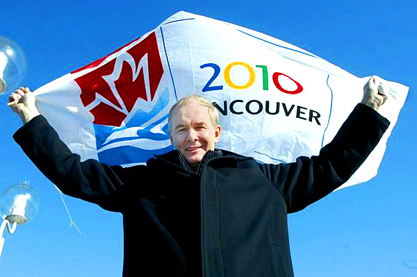 John Furlong in 2003 (PHOTO: Richard Lam -- Postmedia News)