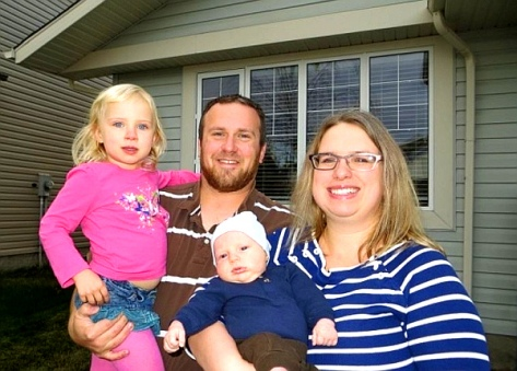 Jordan and Chanda Van de Vorst and their two-year-old son, Miguire, and five-year-old daughter, Kamryn, were killed in January 2016. (Van de Vorst family vigil--Facebook)