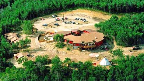 Okimaw Ohci Healing Lodge, Maple Creek, Saskatchewan