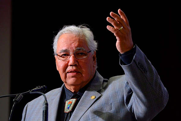 Murray Sinclair served as chairman of the {Partial} Truth and {One-way} Reconciliation Commission. (The Canadian Press - Adrian Wyld)