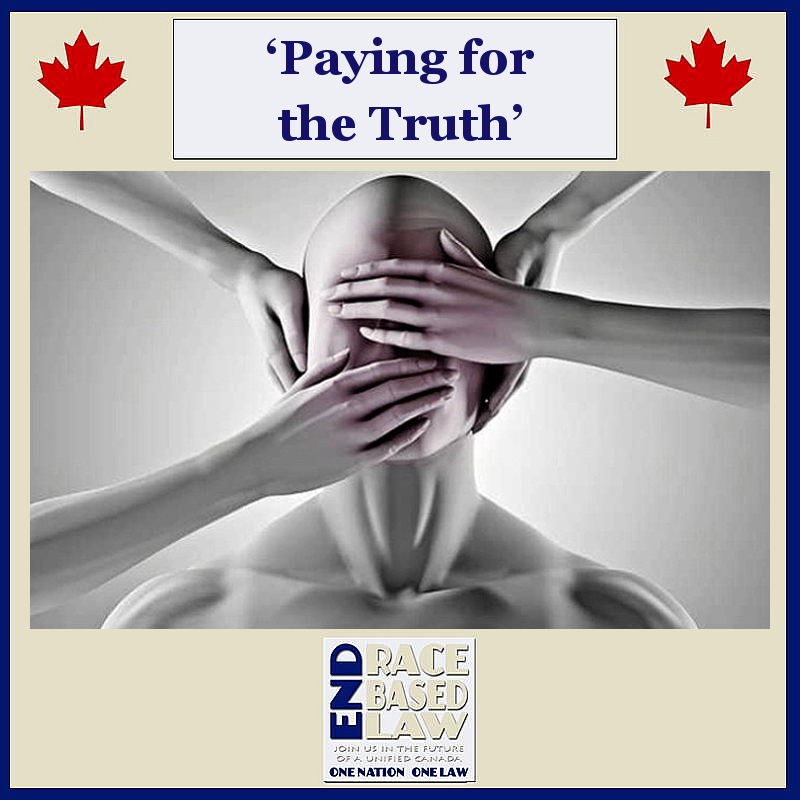 'Paying for the Truth'