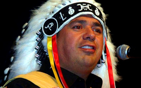 Morley Googoo, regional chief of the Assembly of 'First Nations'. (Halifax Chronicle Herald)
